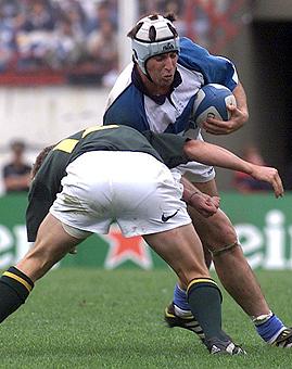 Los Pumas Vs. Sudáfrica 2000, el recuerdo