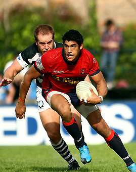 La Mejor Foto: Patinando en el Rugby