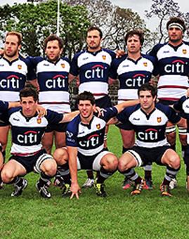 Formación de las Águilas vs. Rosario