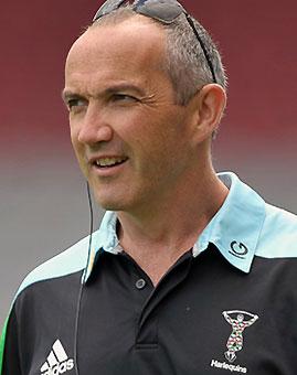 Conor O'Shea dirigirá a Italia