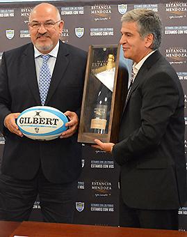 Buen vino para el rugby argentino