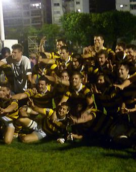 Belgrano campeón en Intermedia