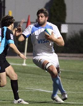 El fixture del Americas Rugby Championship
