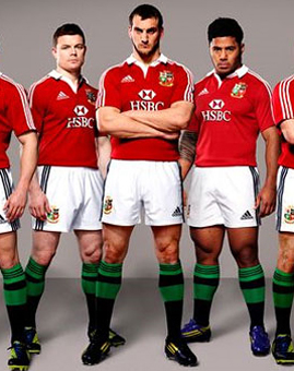 Adidas cortó el vínculo con los Lions