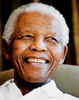 Mandela, el líder que hoy lucha por su vida