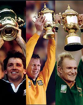 La génesis de Rugby World Cup