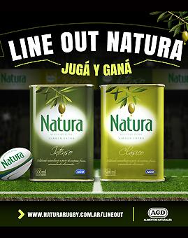 ¡Jugá y ganá con Natura!
