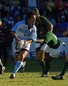 El recuerdo de Los Pumas Vs. Sudáfrica