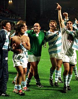 1999, el nacimiento de la Pumanía