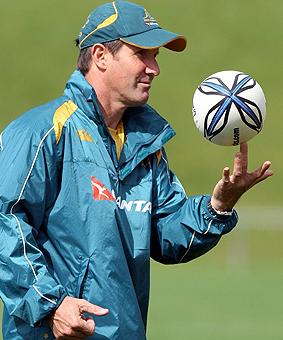 Deans, entre el Mundial y el partido con NZ