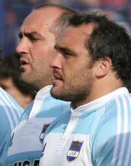Primera línea argentina