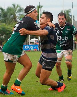 Tucumán Rugby sigue en alza