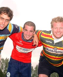 Tres protagonistas de la Copa Scrum 5 palpitan el inicio del torneo