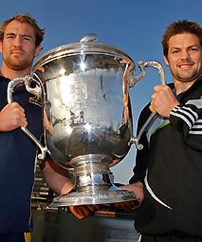 La Bledisloe Cup vuelve a sus orígenes