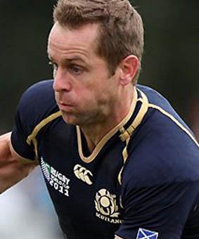 Robinson confirmó el XV de Escocia