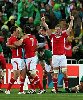 Las fotos de Irlanda Vs. Gales