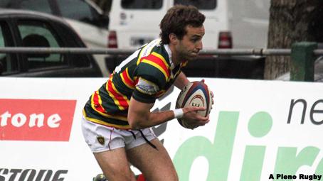 Bruno Quercia Lomas URBA A Pleno Rugby 2014