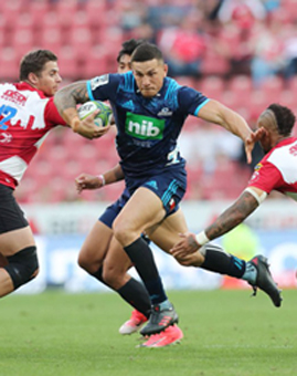 sonny bill williams blues lions 2018 sr tap